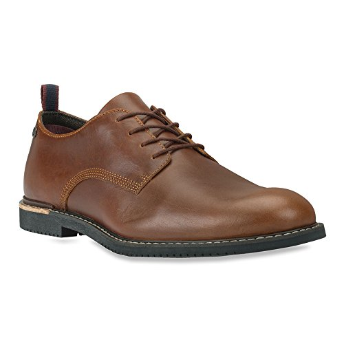 Timberland Brook Park_Brook Park Oxford, Oxford homme Red Brown Smooth