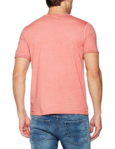 LERROS Herren T-Shirt Rot (faded Coral 333)