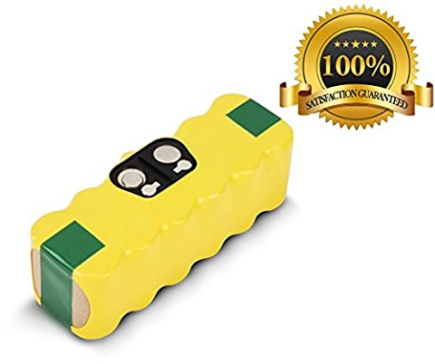 Tomkity Batterie pour iRobot Roomba 500 510 520 525 530