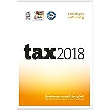 tax 2018 (für Steuerjahr 2017) (Frustfreie Verpackung)