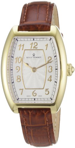 Revue Thommen Women's Quartz Watch 12530.1518 with Leather Strap