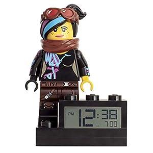 LEGO Movie 2 9003974 Wyldstyle - Sveglia con Luce per Bambini 5060286805374 LEGO