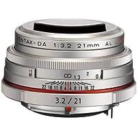 Pentax HD Pentax-DA 21mm F3,2AL Limited Objektiv silber