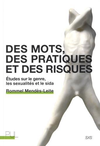 Des mots, des pratiques et des risques : Etudes sur le genre, les sexualits et le sida