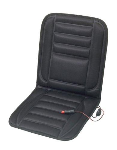 Unitec 75750 Comfort - Cojín calefactor para coche, color negro