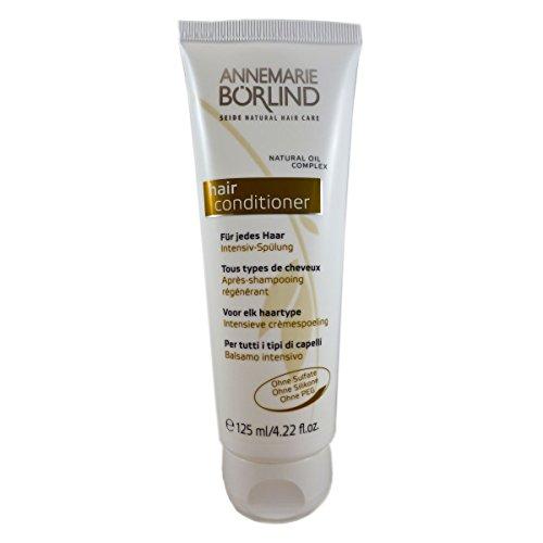 Annemarie Börlind Natural Oil Complex femme/women, Hair Conditioner, 1er Pack (1 x 125 ml)