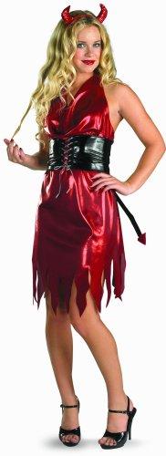 Cesar-C447-001-Kostüm-Teufelin sexy (Kostüm Diable Et Diablesse)