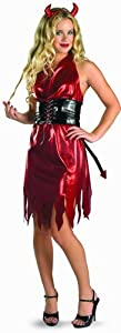 César - Disfraz de diablesa para mujer, talla 42-44 (C447-002)