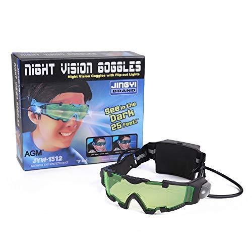 HKANG PIANAI® Discovery Kids Night Vision Spy Goggles,Nachtsichtbrillen für Kinder,Nachtsicht