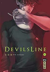 Devil's Line Edition simple Tome 4