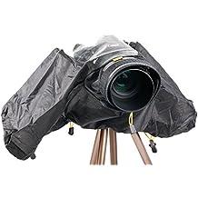 DURAGADGET Protettore Professionale Pioggia Universale Per Fotocamera Reflex - Impermeabile - Resistente A Neve / Aerosol / Sabbia / Polvere