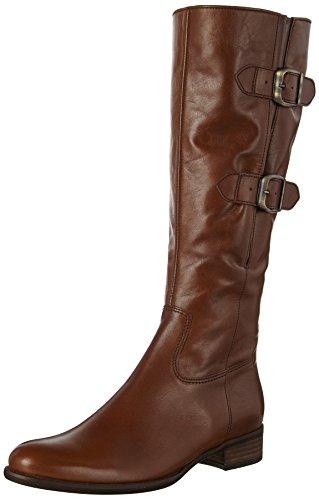 Gabor Shoes Damen Fashion Stiefel, Braun (Sattel), 39 EU (Sattel-schuh Heels)