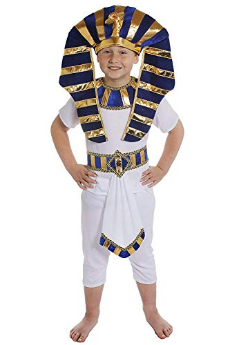 Junge Prince Kostüm - ILOVEFANCYDRESS I Love Fancy Dress ilfd7063m Jungen Ägyptische Prince Kostüme (mittel)