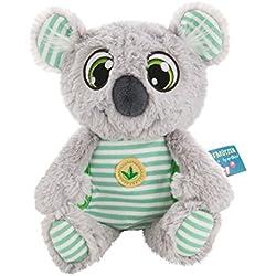 NICI Dulces Sueños Koala Kappy Peluche, Color Gris, 22 cm (40842-411)