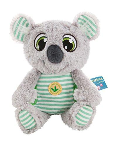 Nici 40842 - Schlafmützen Koala Kappy 22 cm von grau (Kuscheltier Zum Schlafen)
