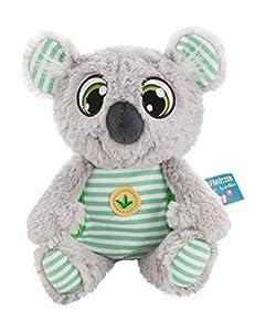 NICI- Dulces Sueños Koala Kappy Peluche, Color Gris, 22 cm (40842-411)