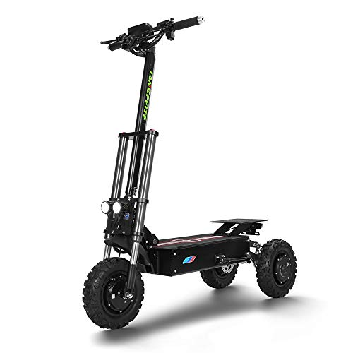 MENGLJ 3000w Elektroroller Geländeroller Dreirad Roller Elektroroller