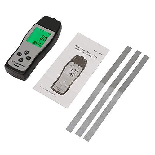 Digitaler Drehzahlmesser, AS926 Berührungsloser digitaler Drehzahlmesser Foto-Drehzahlmesser Tachometer