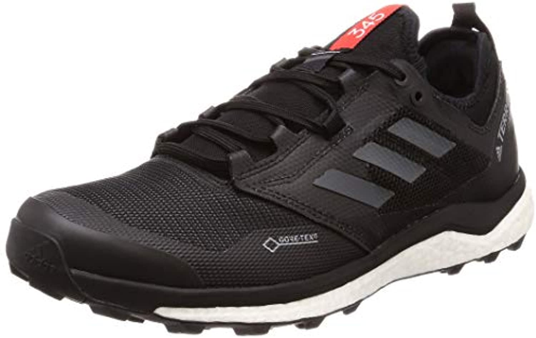 adidas Men's Terrex Agravic Xt Black GTX Low Rise Hiking Boots, Black Xt 621653