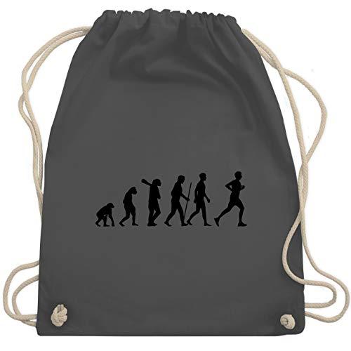 Evolution - Läufer Evolution - Unisize - Dunkelgrau - WM110 - Turnbeutel & Gym Bag
