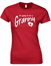 iClobber I'm going to be an Granny Ladies tshirt