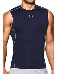 Under Armour Hg T-Shirt de compression sans manches Homme