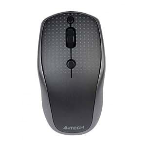 A4Tech G9-530HX-2 Holeless Maus (2000dpi, USB)  schwarz
