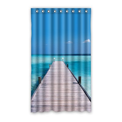 dalliy-custom-color-azul-oceano-playa-cortina-de-ventana-poliester-50-x84-sobre-127-cm-x-213-cmcm-un