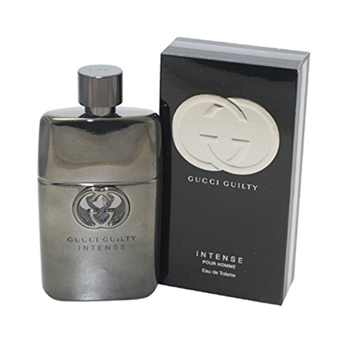 0b7fc35f13f Gucci Guilty Intense Eau De Toilette Spray for Men