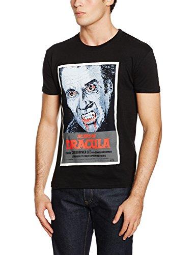 Rockoff Trade Herren T-Shirt Scars of Dracula Schwarz