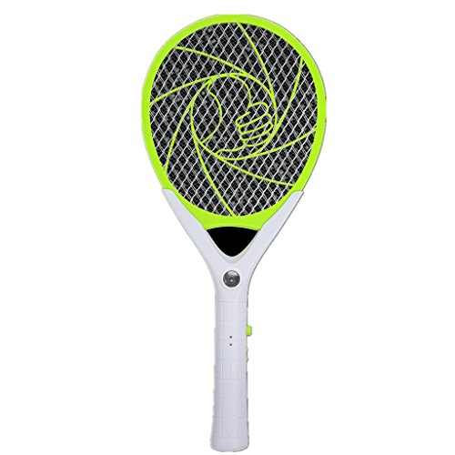 Mad sorrow Eléctrico mosquitera LED Recargable hogar auténtico Multi-función Potente Mosquito eléctrico Tiro Mosquito matamoscas matamoscas eléctrico