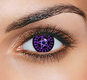 Farbige Kontaktlinsen HEROES OF COSPLAY