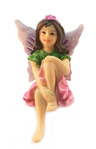 Emma, la fata da giardino - per spazi all'aperto / al chiuso, una statuetta in (Acqua Gnome)