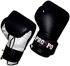 Prospo Boxing Gloves 12oz (Color may vary)