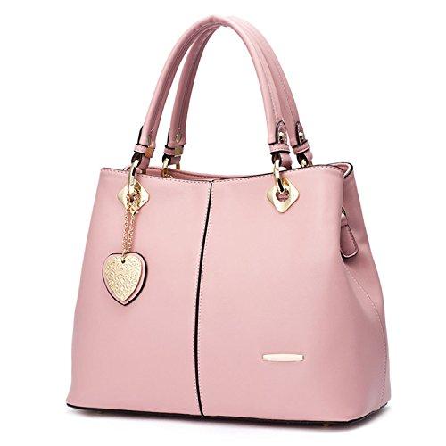 Miyoopark, Borsa tote donna Light Pink