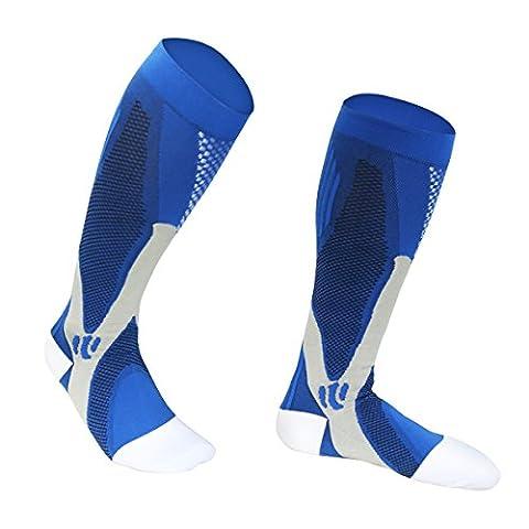 Healthmmo Kelenpro Large compression socks,For Running, Cycling, Basketball, Training, Flight Travel