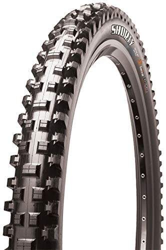 Maxxis Shorty Fahrrad Bereifung, Schwarz, 27.5 x 2.40 61-584 (Schlamm-reifen 17)