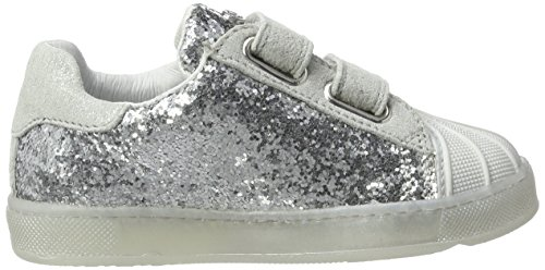 Naturino Mädchen 4425 Vl Sneaker Silber (Silber)