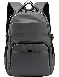 5266284aa BAG Mochila de Viaje de Negocios Mochila Casual para Hombres Bolsa de  Ordenador de Gran Capacidad