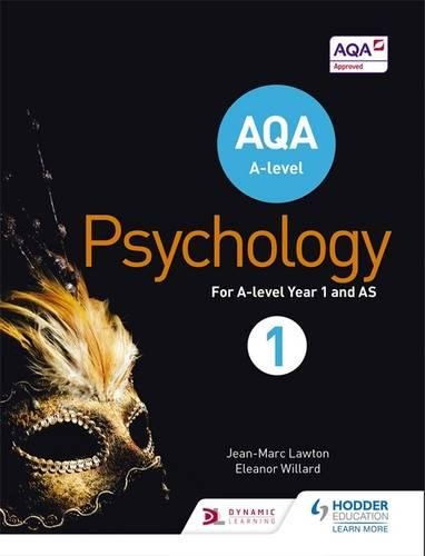 Used, AQA A-level Psychology Book 1 for sale  Delivered anywhere in UK