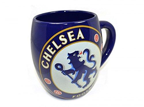 Forever Collectibles FC Chelsea London Original XXL Jumbo Kaffee-Tasse Becher -