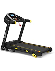 Cockatoo Velocity Steel DC Motorized Treadmill