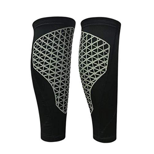 CAODANDE-huju Schutzkleidung Outdoor-Sportartikel geeignet for Outdoor-Profi Reiten und Laufen Basketball Badminton Schutzausrüstung (Color : Black)