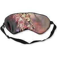 Space Stars Animals Lions Sleep Eyes Masks - Comfortable Sleeping Mask Eye Cover For Travelling Night Noon Nap... preisvergleich bei billige-tabletten.eu