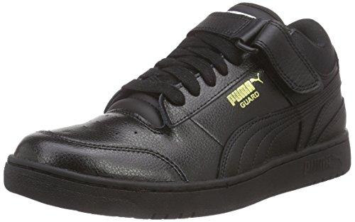 Puma Guard Demi, Herren Sneakers, Schwarz (black-black 03), 43 EU (9 Herren UK)