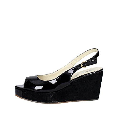 Cinzia Soft IAM1000-X003 Sandalo Donna Nero