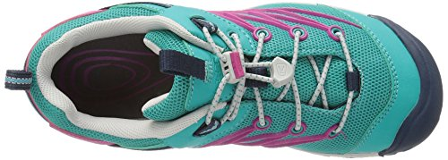 Keen , Baskets pour fille turquoise Türkis (viridian/very berry) Viridian/Very Berry