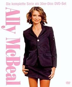 Ally McBeal - komplettes Boxset (5 Staffeln) [30 DVDs]