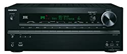 Onkyo TX-NR717 7.2-Kanal AV-Netzwerk-Verstärker (THX Select 2 Plus, 3D, 4K, Musikdienste, Remote App, 170 W/Kanal)  schwarz