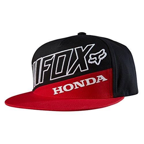 fox-snapback-cap-honda-premium